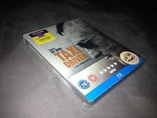 STEELBOOK BLU RAY BOITIER METAL COLLECTOR TAXI DRIVER NEUF (AVEC PISTE AUDIO VF)