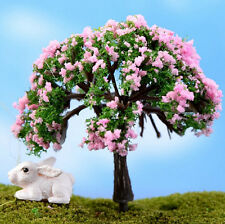 FD2188 Miniature Dollouse Garden Craft Fairy Bonsai Plant Decor ~Sweet Tree~♫ L