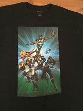 Hero SF Giants Superheroes Comic SGA T-shirt LARGE Stan Lee 5/9/2015 L