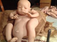 Reborn Doll Kit Will By Natali Scholl (Sold Out!)