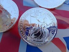 2014 Britannia Year of the HORSE Privy coin .999 fine silver