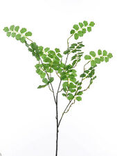 Artificial Maidenhair Fern Length 83cm - Fake Fern Foliage Bouquet Filler