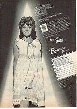 PUBLICITE ADVERTISING 054  1966  LA REDOUTE  lingerine de nuit DREAM