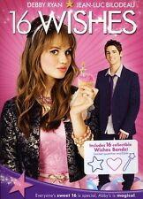 16 Wishes (DVD New)