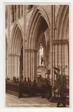 Worcester, Nave Showing Lecturn, Judges 7291 Postcard, A992