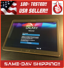 Samsung Galaxy Tab S SM-T807P T800 16GB Wi-Fi 4G LTE 10.5in Bronze SPRINT #TV