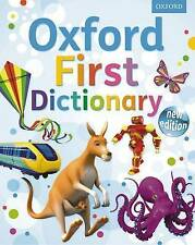 Oxford First Dictionary by Oxford Dictionaries (Paperback, 2011)