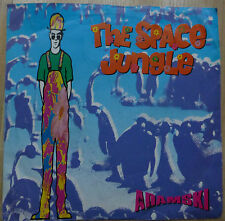 "Adamski The Space jungle / The Second coming 1990 7"" Vinyl Single"