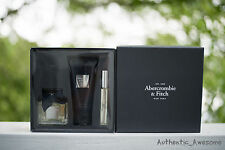 NEW Abercrombie & Fitch Women's No.1 Perfume Gift Set Fragrance RARE