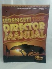 Serengeti Trek VBS Group Publishing DIRECTOR MANUAL