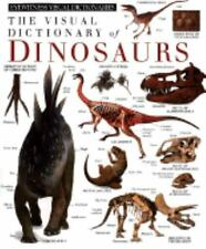 The Visual Dictionary of Dinosaurs by Deni Bown 1993, Hardcover