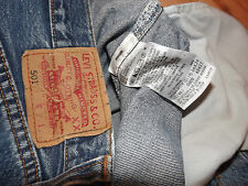 "LEVIS 501 REGULAR FIT W34"" L34""(ORIGINAL) 537 N"
