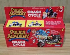 1989 Police Academy Crash Cycle Vehicle Motorcycle With Ejection Seat NEW IN BOX