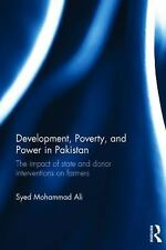 Routledge Contemporary South Asia: Development, Poverty and Power in Pakistan...