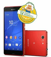 Sony Xperia Z3 Compact Orange D5803 Android Smartphone Unlocked 16GB 4G GRADE A