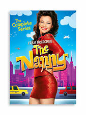 The Nanny Complete Series 1-6 Season 1 2 3 4 5 6 (DVD 2015, 19 Disc)