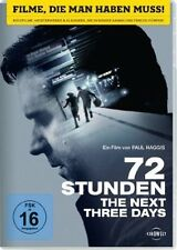 72 STUNDEN: THE NEXT THREE DAYS (Russell Crowe, Elizabeth Banks) NEU+OVP