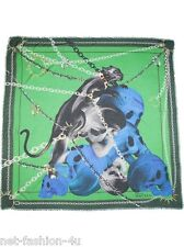 ALEXANDER McQUEEN PANTHER AND SKULLS PASHMINA SCARF BNWT PERFECT GIFT