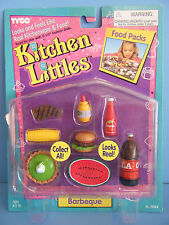 TYCO KITCHEN LITTLES BARBEQUE *NEW*