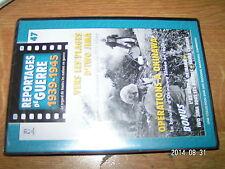 ** Reportage de Guerre DVD seul n°47 Iwo Jima Okinawa