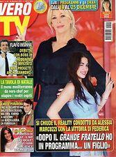 Vero Tv 2015 49#Alessia Marcuzzi,Federica Lepanto,Michele Placido,kkk