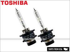 2 New! OEM Toshiba Harison TOYOTA LEXUS Mercury Free D4S HID XENON BULBS JAPAN