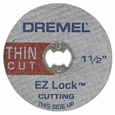 Bosch EZ409 1-1/2-Inch EZ Lock Thin Cut For Dremel *