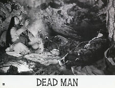 JOHNNY DEPP DEAD MAN 1995 VINTAGE LOBBY CARD #4