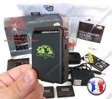 Traceur Tracker GPS TK102B Espion 280h d'autonomie en veille
