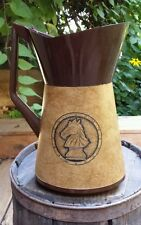 VTG Thermo Serv Insulated Coffee Pot Knight Chess Horse Head Metal Int Carafe