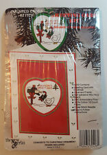 NEW BERLIN CO. Counted Cross Stitch Greeting Card Kit 30496 SEASON'S GREETINGS