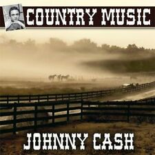 CD Country Music : Johnny Cash complete 1955 to 1958 / IMPORT