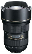 Tokina 16-28MM F/2.8 AT-X PRO FX for Nikon DSLR. U.S. Authorized Dealer