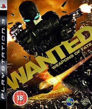 Wanted: Weapons Of Fate Ps3 * En Excelente Estado *
