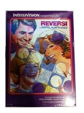 NEW FACTORY SEALED REVERSI GATEFOLD EDITION GAME FOR INTELLIVISION