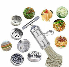Kitchen Stainless Steel Pasta Noodle Maker Press Spaghetti Machine Juicer New
