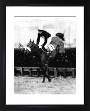 Red Rum with Tommy Stack Framed Photo CP1324