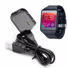 Watch Charging Charger Cradle Dock Base For Samsung Gear 2 Neo R381 Smartwatch