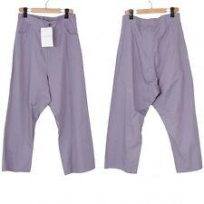 Brand new!yohji yamamoto femme Cotton design pants Size 2(K-37194)