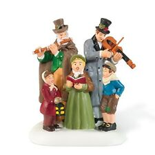"DEPT. 56 Dickens' Village Accessory ""DICKENS"" CAROLERS"" ~ New~ MIB"