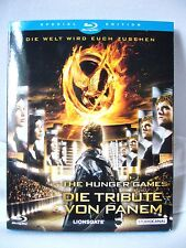 Die Tribute von Panem - The Hunger Games Special Edition Blu-ray Pappschuber