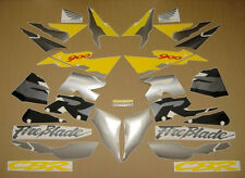 cbr 900rr 1997 full decals stickers graphics set kit adhesivos fireblade SC33 rr