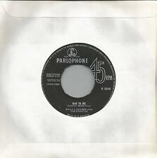 BILLY J KRAMER WITH THE DAKOTAS Bad to me UK SINGLE PARLOPHONE 1963