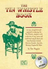 Tom Maguire The Tin Whistle Learn to Play Pennywhistle Music Book & CD