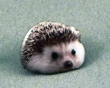 Metal Enamel Pin Badge Brooch Hedgehog Hedge Hog Wildlife Cute Spiny Mammal