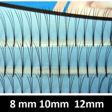 3Box Mix Size 3Tray Natural Long Individual False Eyelash Extension Kit  135PCS