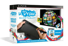 UDraw HD Incl. GameTablet con Instant Artist per PlayStation 3 ps3 | Nuovo | DT.