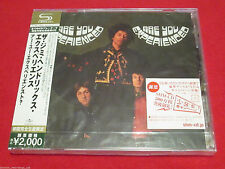 HENDRIX, JIMI - ARE YOU EXPERIENCED - JAPAN JEWEL CASE SHM - JIMI HENDRIX NEW CD