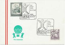 A 4010 LINZ, DONAU ASKÖ Bundesfest 77 - Linz, Steyr, Wels 13.-17. Juli 1977