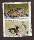 IA13c - Iowa State Duck & Trout Stamp. MNH. OG. Error Pair. #02 IA13c